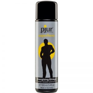 Pjur SuperHero Water based Lubricant - Men Sex Lubricant - Sex toy Lubricant