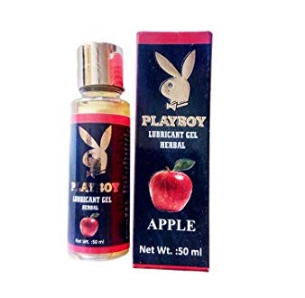 Play Boy Herbal Lubricant Gel - Sex Enhancer - Sex booster - Performance Booster