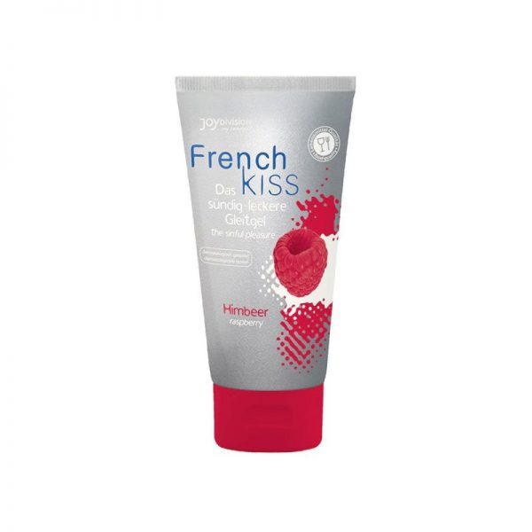 Joy Division Sex lubricant - Edible sex Lubricant - flavored sex lubricant - french kiss gel - pleasure sex gel