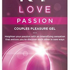 KY Love Passion couple pleasure enhancement gel - sex enhancer - performance enhancer - romance - intimacy