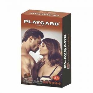 playgard chocolate flavored condoms